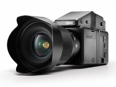 Phase One XF Camera Body, IQ3 80MP, Schneider 80mm LS Lens