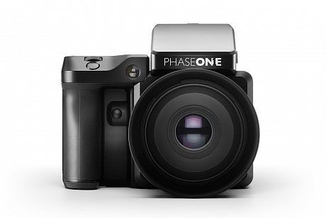Phase One XF Camera Body, IQ3 80MP, Schneider LS Lens