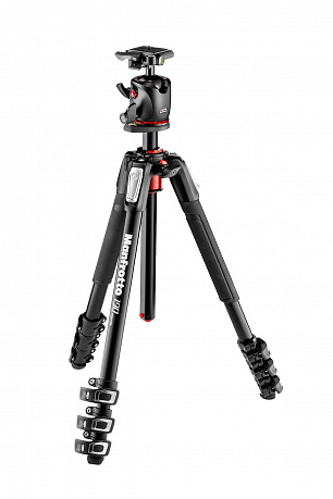 Manfrotto MK190XPRO4-BHQ2 штатив с головой MHXPRO-BHQ2
